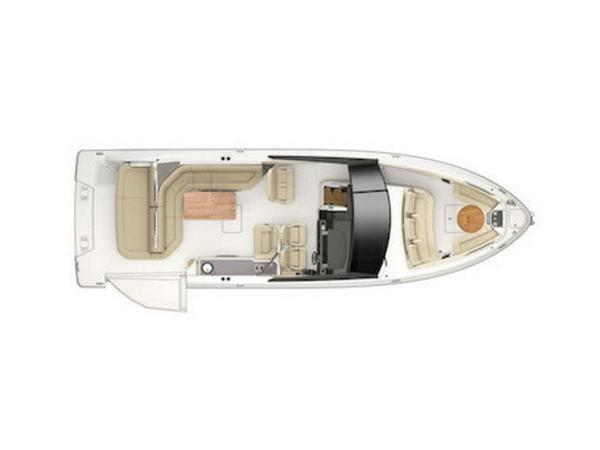 2020 Sea Ray boat for sale, model of the boat is SLX 400 & Image # 2 of 3