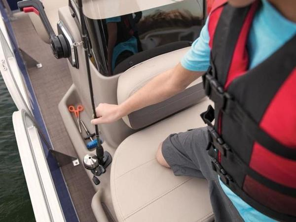 2020 Sun Tracker boat for sale, model of the boat is Bass Buggy® 16 XL & Image # 22 of 29
