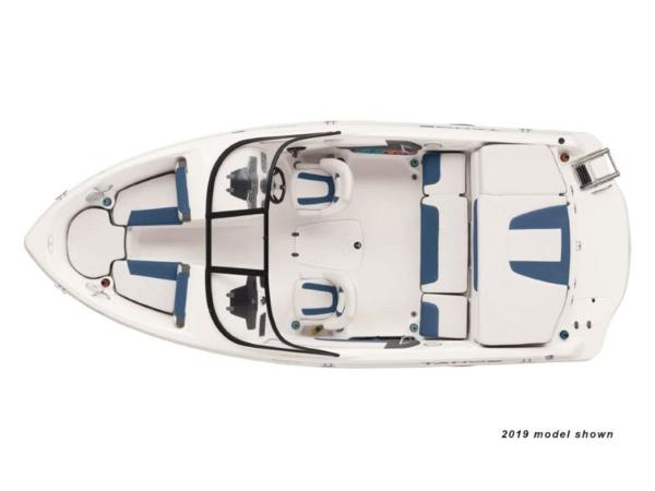 2020 Tahoe boat for sale, model of the boat is 500 TS & Image # 1 of 3