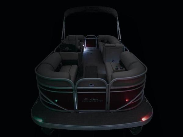 2020 Sun Tracker boat for sale, model of the boat is PARTY BARGE® 22 XP3 & Image # 16 of 58