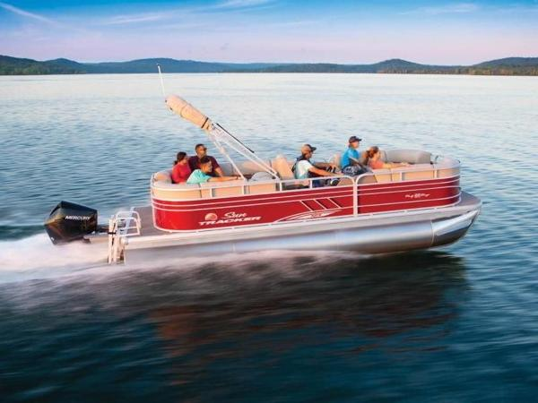 2020 Sun Tracker boat for sale, model of the boat is PARTY BARGE® 22 XP3 & Image # 58 of 58