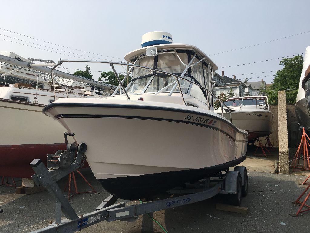 Grady-White Adventure 208 Boats For Sale - South Shore Dry
