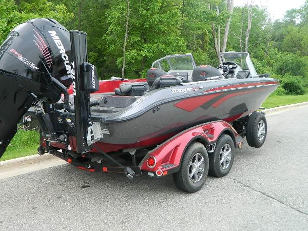 2015 Ranger Boats boat for sale, model of the boat is 621FS Fisherman & Image # 2 of 10