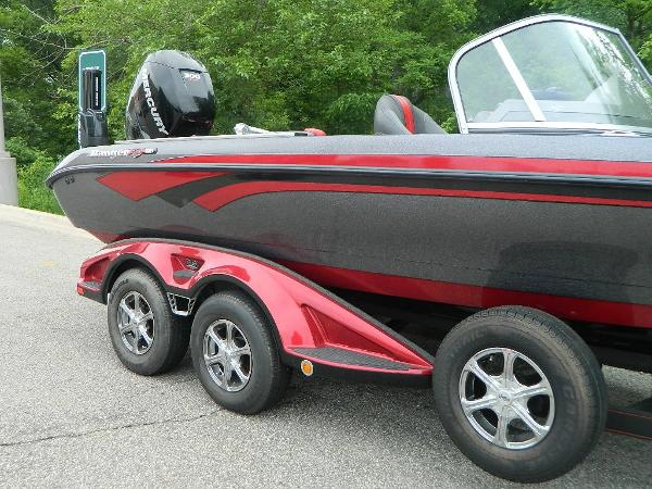 2015 Ranger Boats boat for sale, model of the boat is 621FS Fisherman & Image # 3 of 10