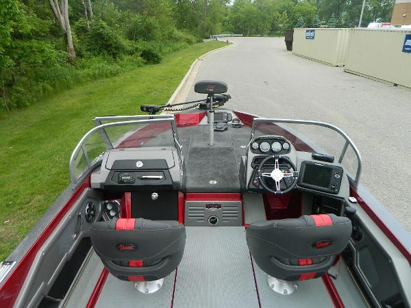 2015 Ranger Boats boat for sale, model of the boat is 621FS Fisherman & Image # 5 of 10