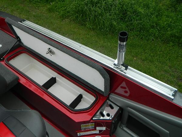 2015 Ranger Boats boat for sale, model of the boat is 621FS Fisherman & Image # 9 of 10