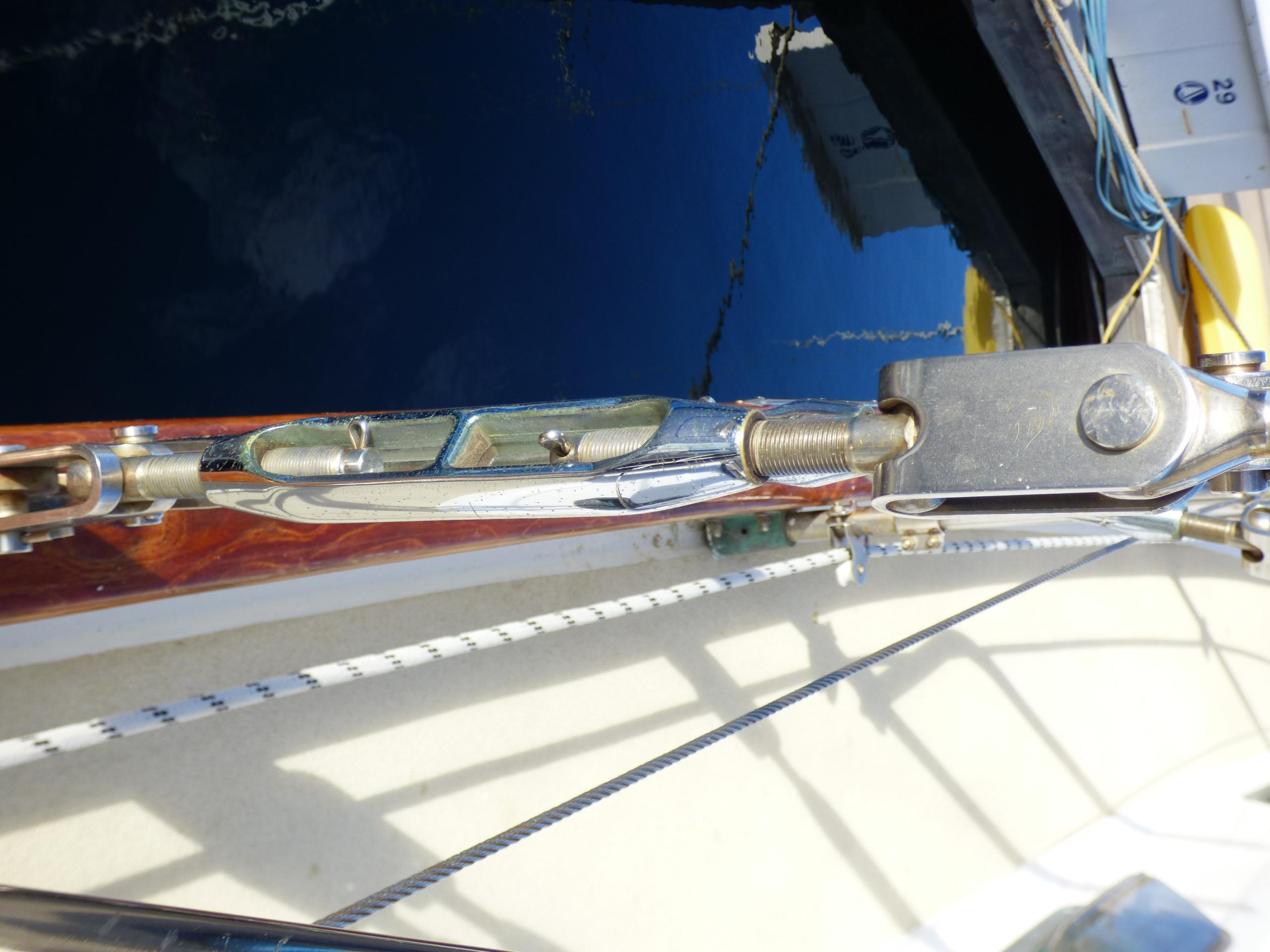 46' Formosa 46 Cutter Center Cockpit 1981   Seacoast Yachts