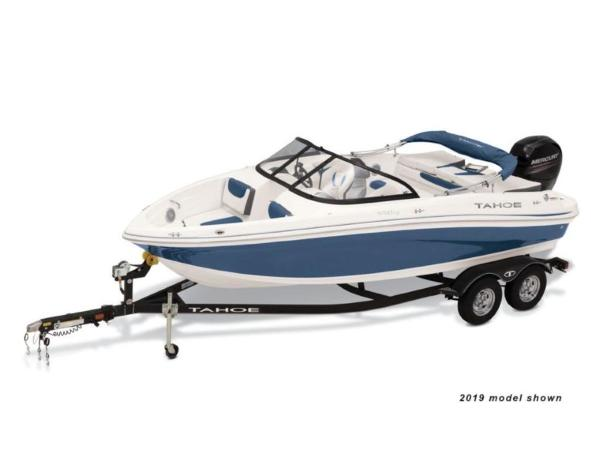 2020 Tahoe boat for sale, model of the boat is 550 TS & Image # 2 of 3