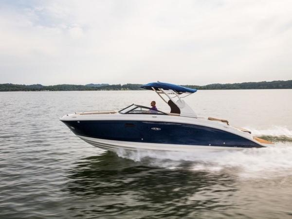 2020 Sea Ray boat for sale, model of the boat is SDX 270 & Image # 1 of 21