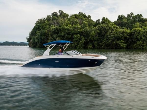 2020 Sea Ray boat for sale, model of the boat is SDX 270 & Image # 5 of 21