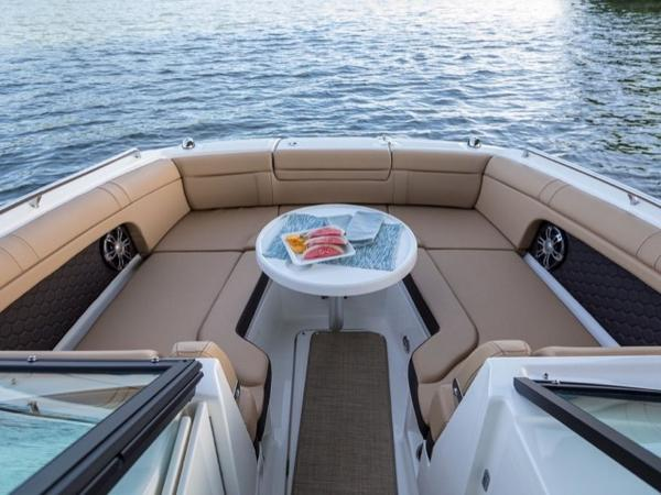 2020 Sea Ray boat for sale, model of the boat is SDX 270 & Image # 11 of 21