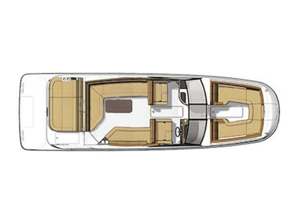 2020 Sea Ray boat for sale, model of the boat is SDX 270 & Image # 16 of 21