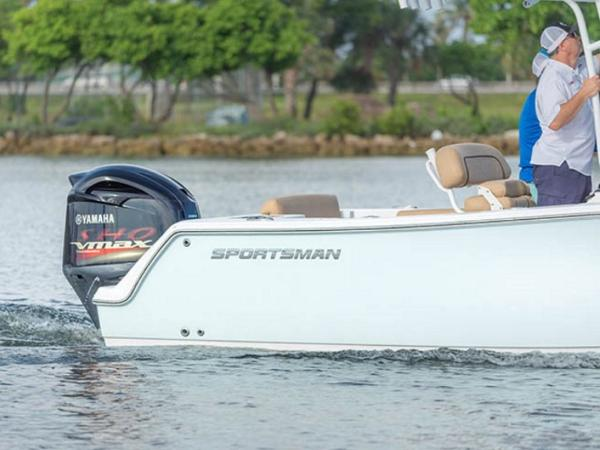 2020 Sportsman Boats boat for sale, model of the boat is Open 232 & Image # 3 of 38