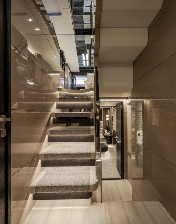 Manufacturer Provided Image: Lower Deck