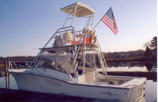 Albemarle 305 Express Fisherman Sports Fishing Boats for sale Boston .