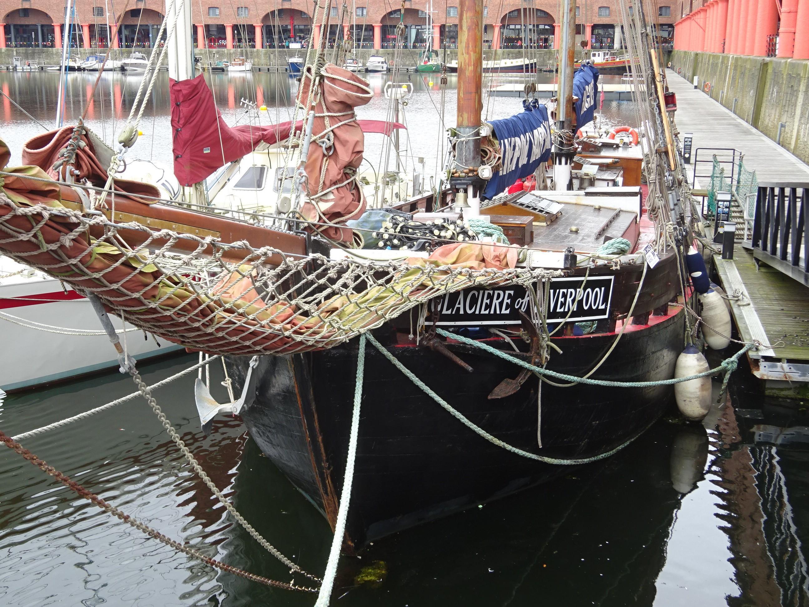 Custom Rasmussen Baltic Trader