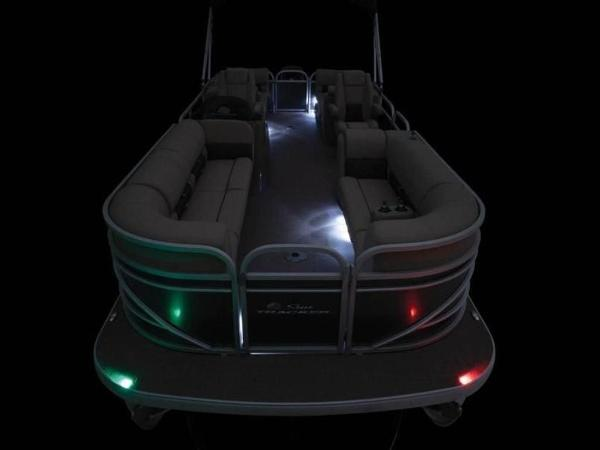 2020 Sun Tracker boat for sale, model of the boat is PARTY BARGE® 24 XP3 & Image # 55 of 60