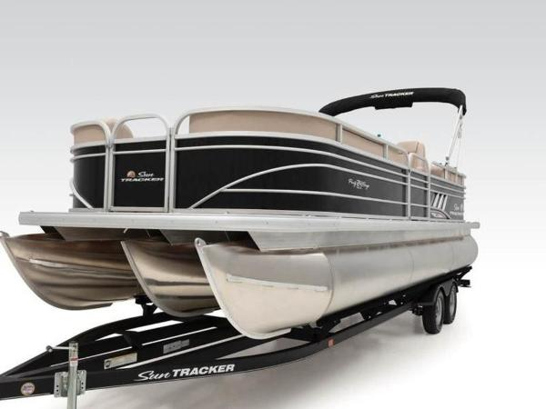 2020 Sun Tracker boat for sale, model of the boat is PARTY BARGE® 24 XP3 & Image # 58 of 60