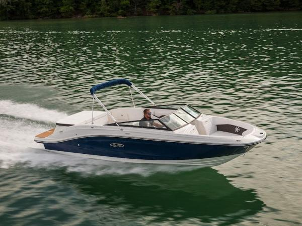 2020 Sea Ray boat for sale, model of the boat is SPX 230 & Image # 1 of 18