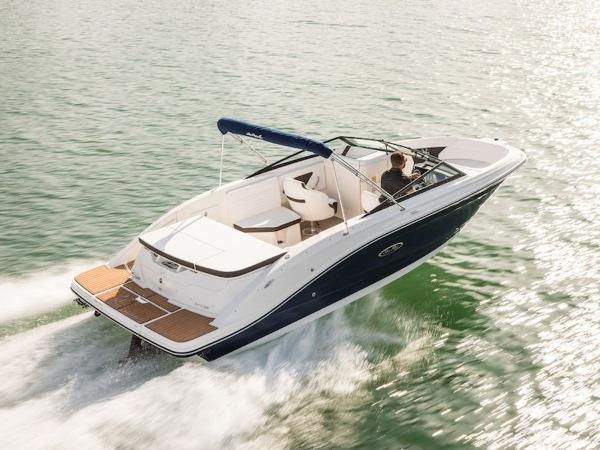 2020 Sea Ray boat for sale, model of the boat is SPX 230 & Image # 17 of 18