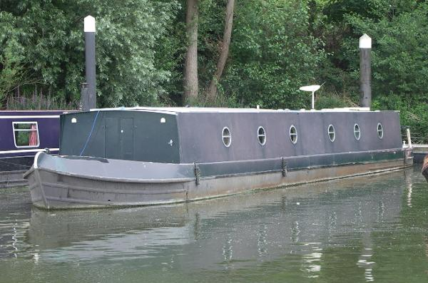 Bluewater Wide Beam Barge