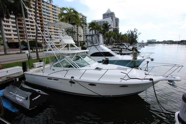 2003 Tiara Yachts 3100 Open Limited Edition