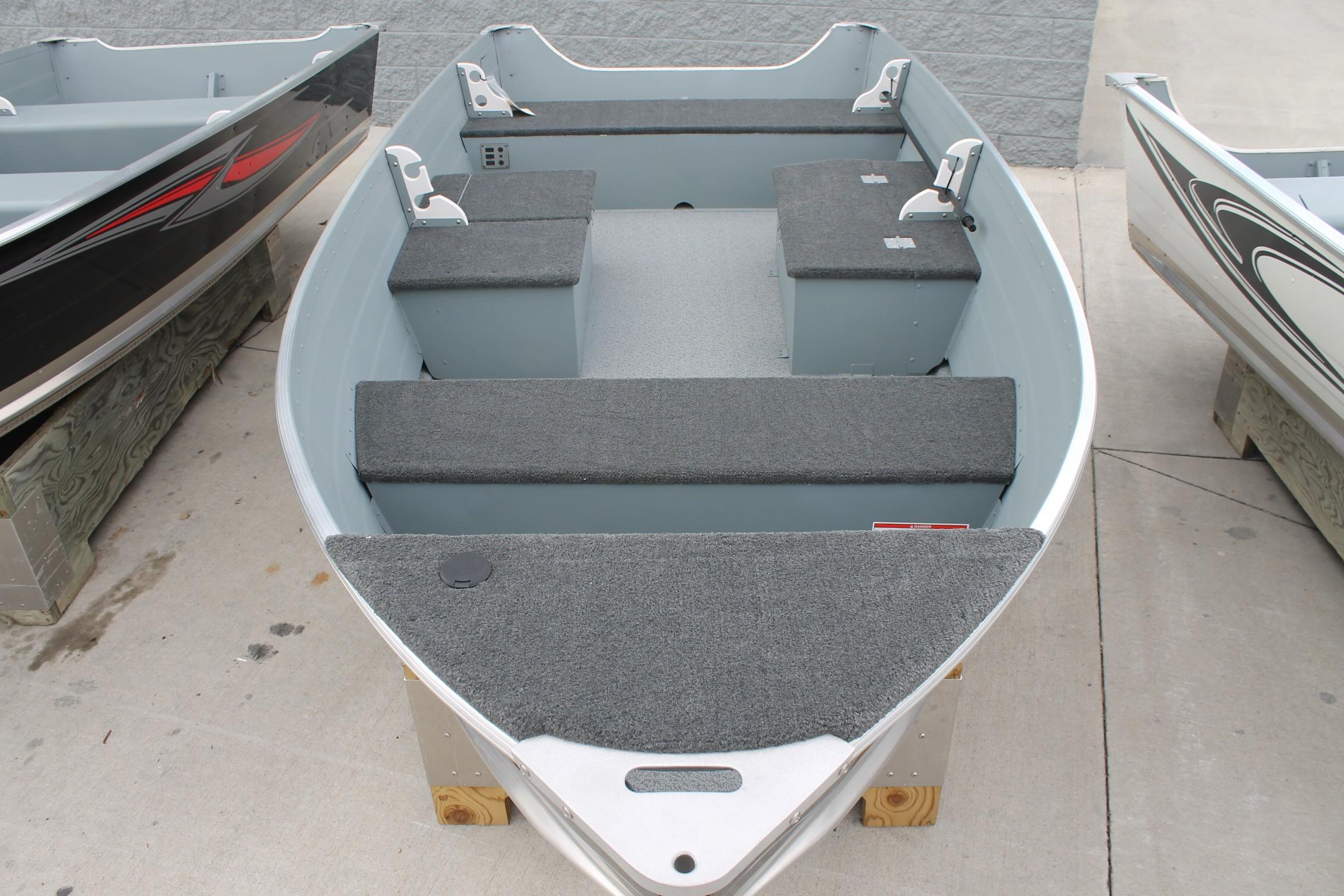 2019 Smoker Craft boat for sale, model of the boat is 14 Big Fish & Image # 5 of 9