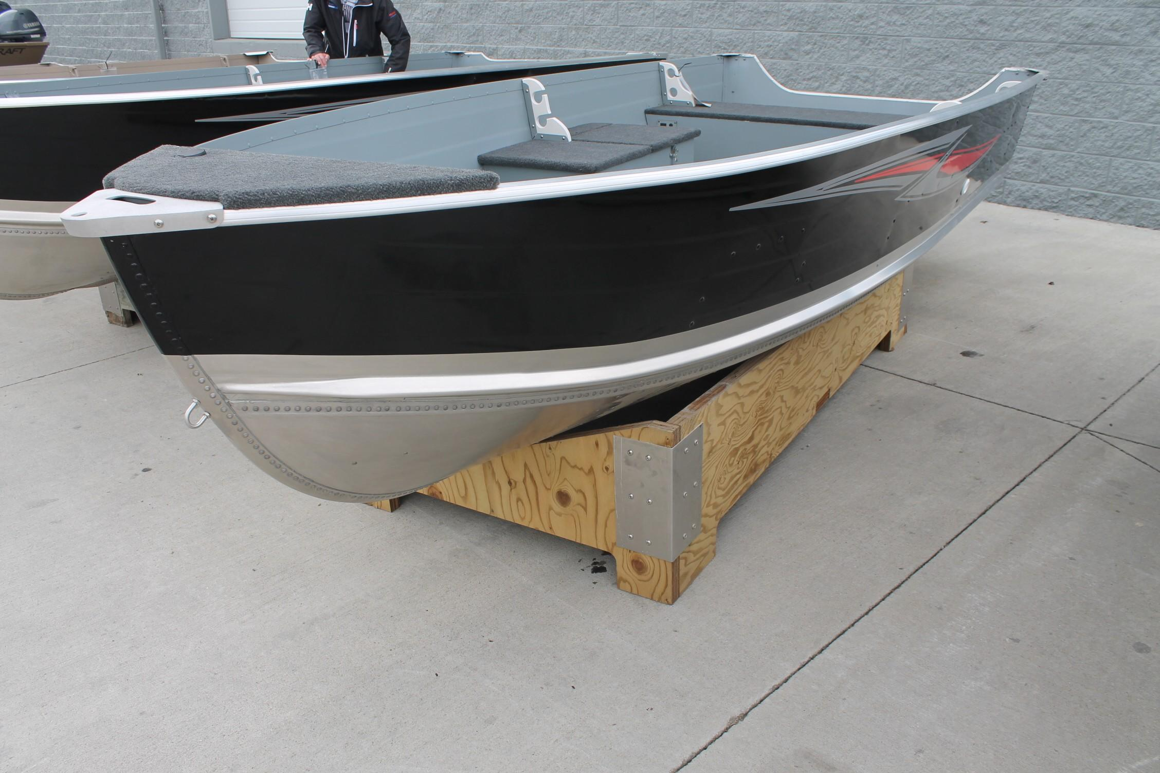 2019 Smoker Craft boat for sale, model of the boat is 14 Big Fish & Image # 7 of 9