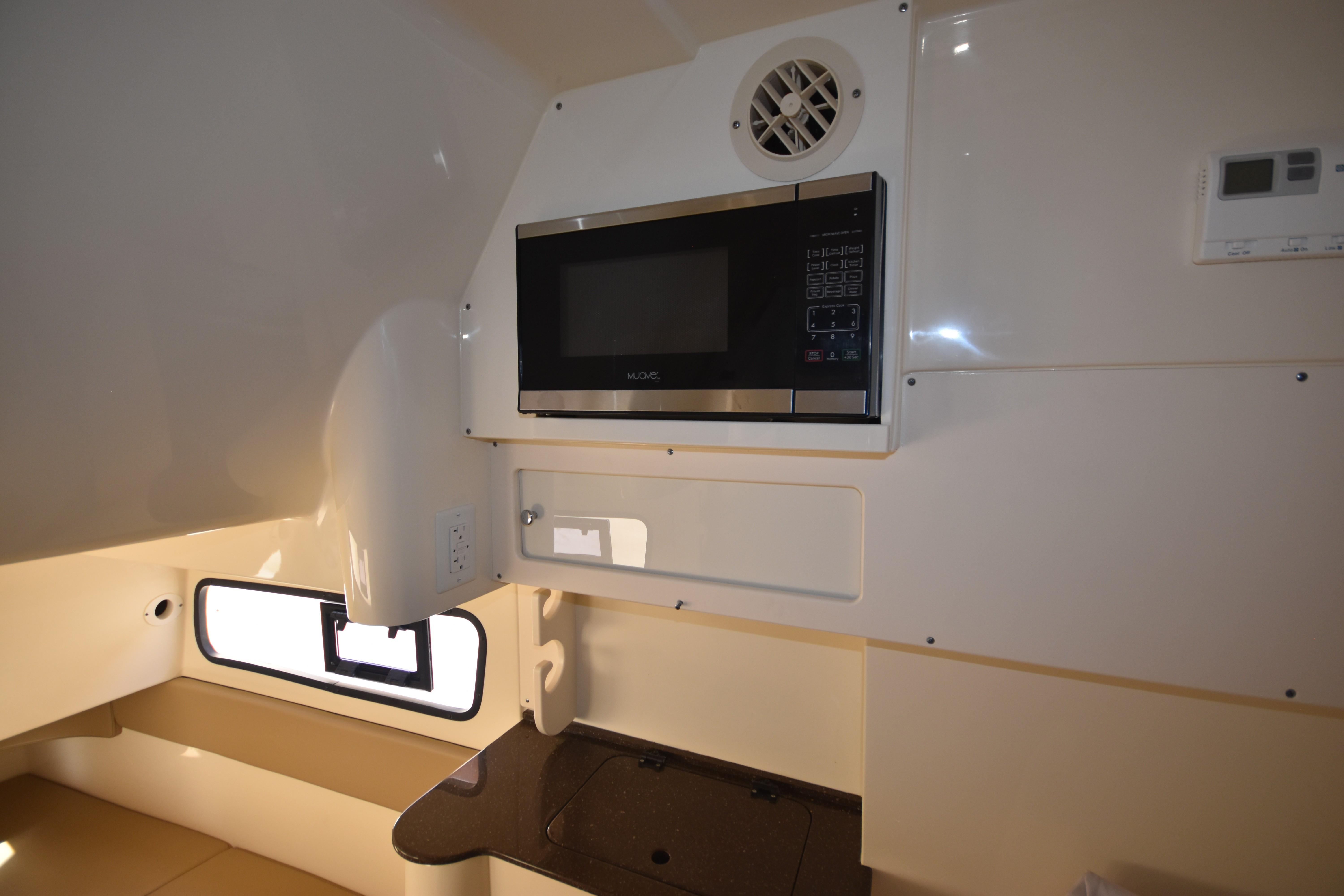 2017 Scout 350 XLF Galley Area