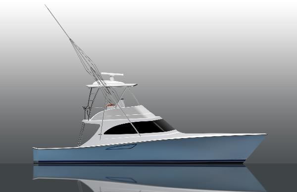 2020 46' Viking 46 Billfish