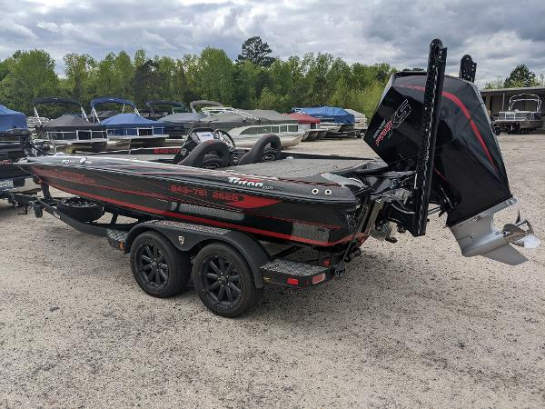 2020 Triton boat for sale, model of the boat is 20 TRX & Image # 5 of 17