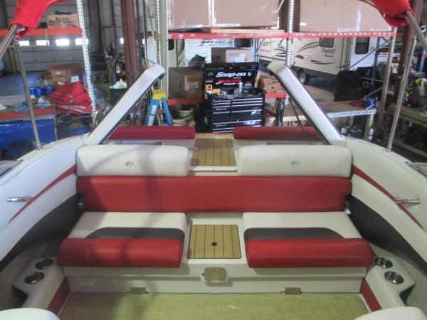 2014 Crownline boat for sale, model of the boat is 235 SS & Image # 41 of 50