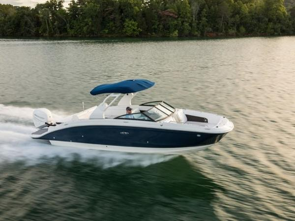 2020 Sea Ray boat for sale, model of the boat is SDX 270 OB & Image # 1 of 16
