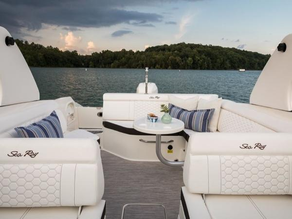 2020 Sea Ray boat for sale, model of the boat is SDX 270 OB & Image # 2 of 16