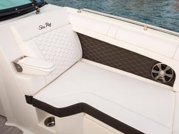 2020 Sea Ray boat for sale, model of the boat is SDX 270 OB & Image # 8 of 16