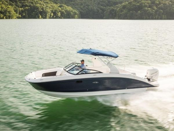 2020 Sea Ray boat for sale, model of the boat is SDX 270 OB & Image # 9 of 16