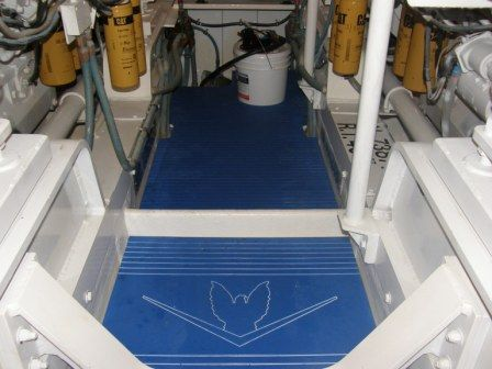 Engine Room Flooring