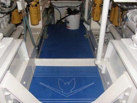 Engine Room Flooring