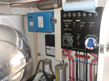 Engine Room Panel