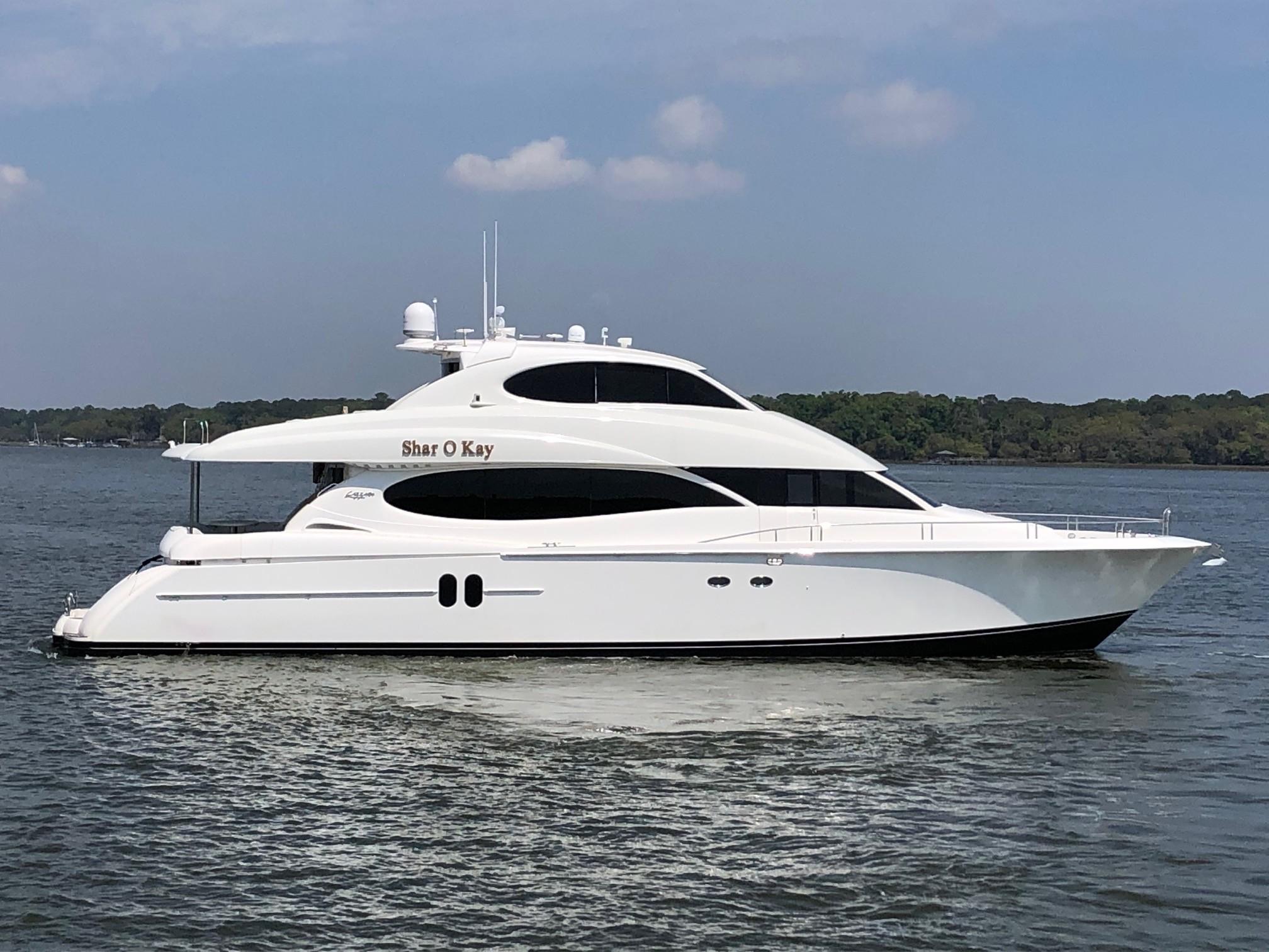 80' Lazzara Yachts 2003