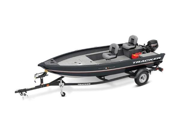 2020 Tracker Boats boat for sale, model of the boat is Guide V-16 Laker DLX T & Image # 18 of 32