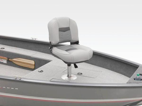 2020 Tracker Boats boat for sale, model of the boat is Guide V-16 Laker DLX T & Image # 21 of 32