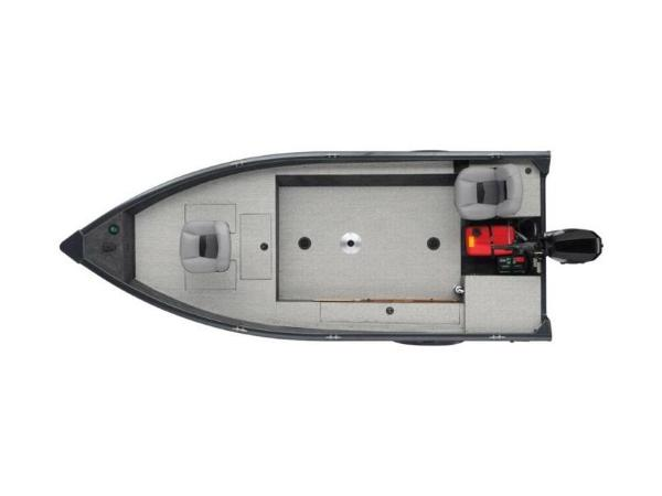 2020 Tracker Boats boat for sale, model of the boat is Guide V-16 Laker DLX T & Image # 23 of 32