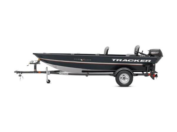 2020 Tracker Boats boat for sale, model of the boat is Guide V-16 Laker DLX T & Image # 28 of 32