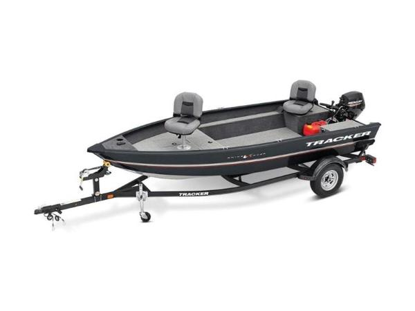 2020 Tracker Boats boat for sale, model of the boat is Guide V-16 Laker DLX T & Image # 30 of 32