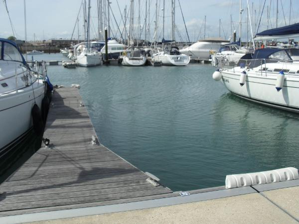 Berth in Southampton 12m - 3.5 year lease