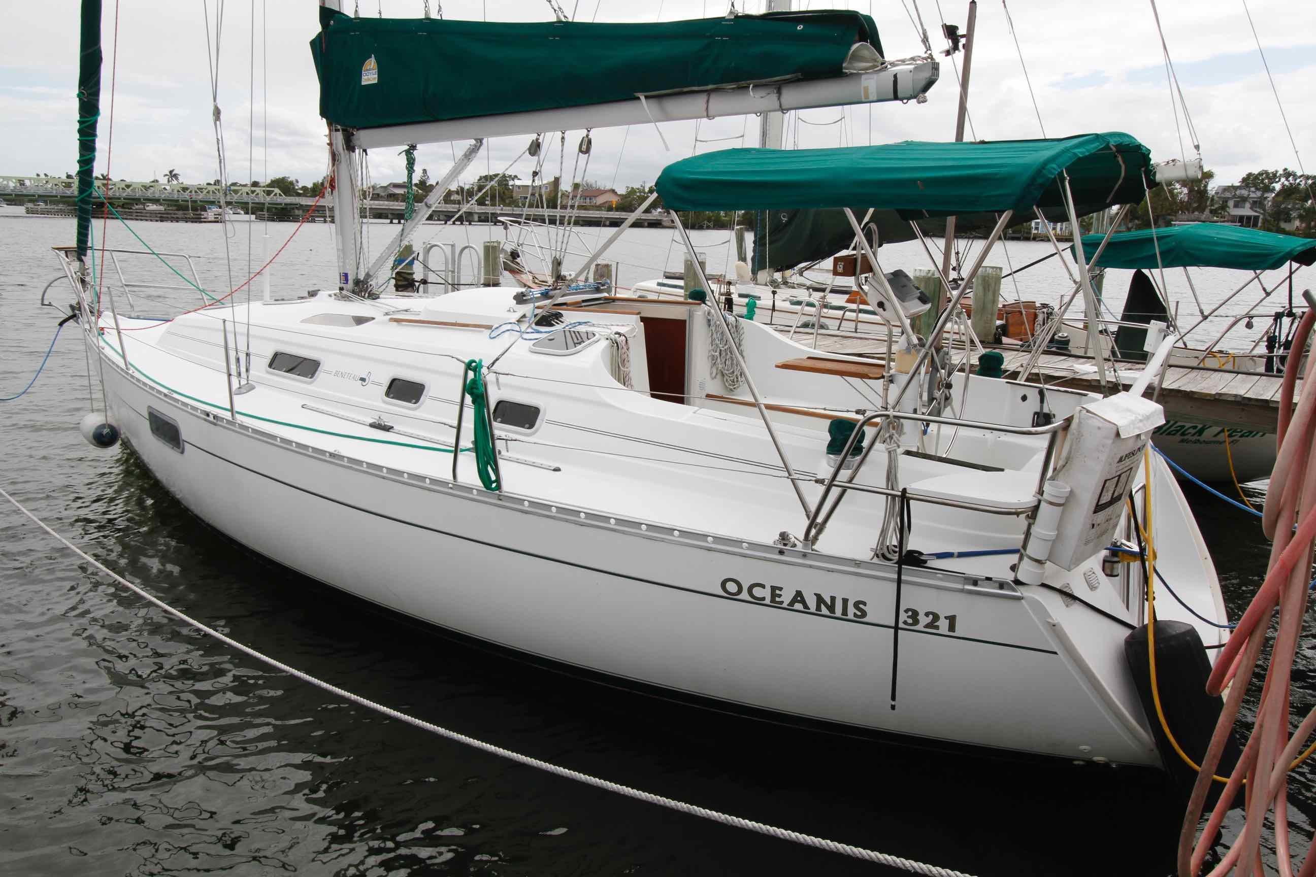 32' Beneteau 1996 Oceanis 321