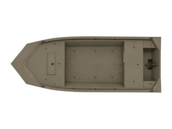 2020 Tracker Boats boat for sale, model of the boat is Grizzly® 1648 Jon & Image # 1 of 11