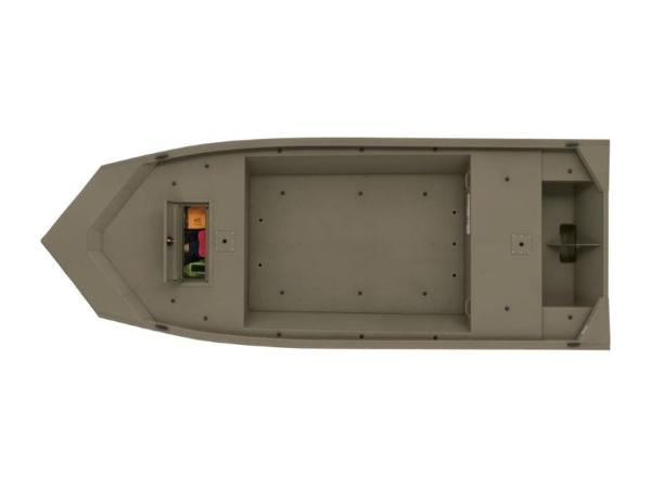 2020 Tracker Boats boat for sale, model of the boat is Grizzly® 1648 Jon & Image # 5 of 11