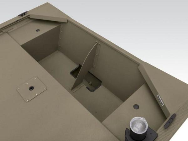 2020 Tracker Boats boat for sale, model of the boat is Grizzly® 1648 Jon & Image # 6 of 11